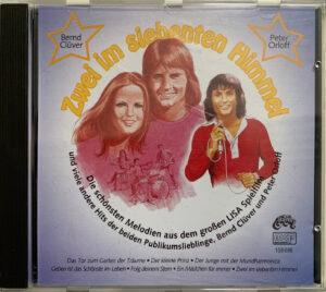 Zwei im siebten Himmel mit Peter Orloff in der Filmografie - CD Cover