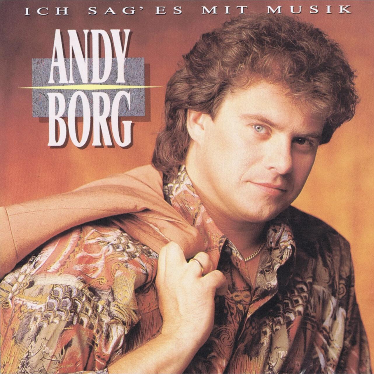 CD Album Andy Borg Ich mag es mit Musik