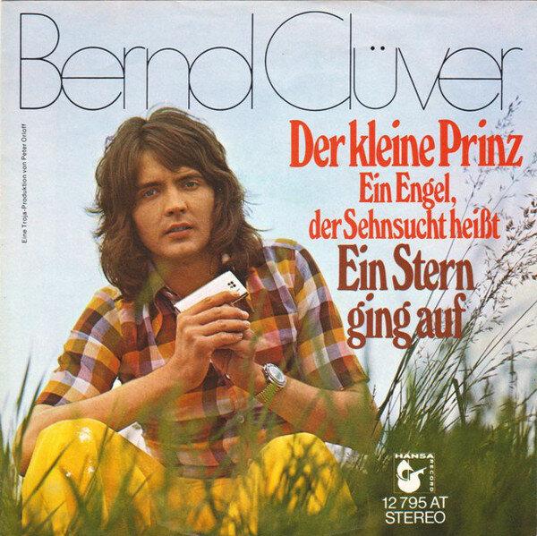 CD - Bernd Clüver - Der kleine Prinz