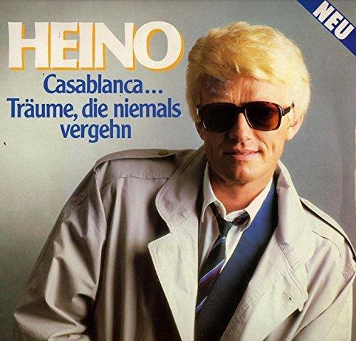 CD - Heino - Casablanca... Träume, die niemals vergehen