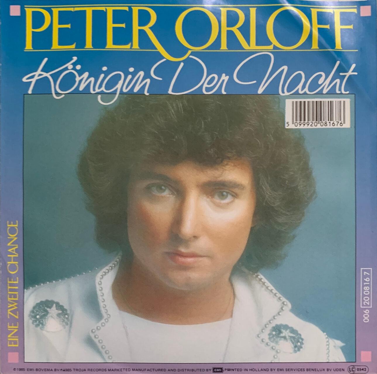 CD - Peter Orloff - Königin der Nacht