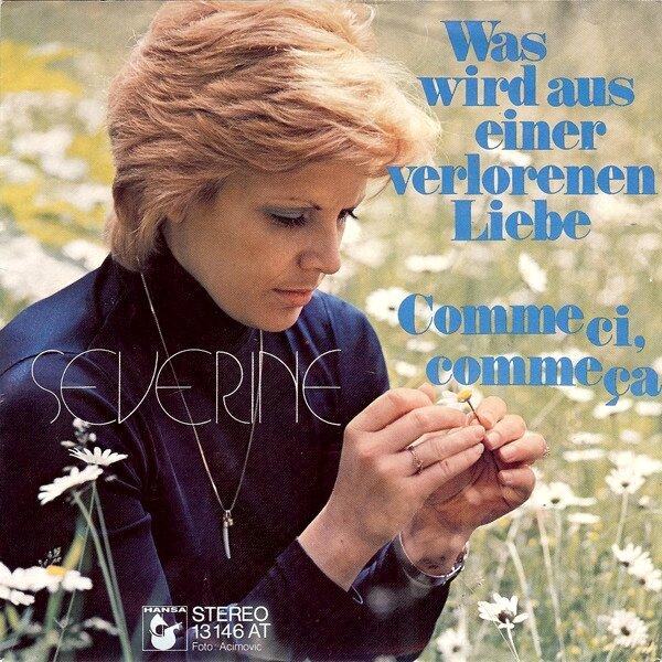 CD - Severine - Was wird aus einer verlorenen Liebe