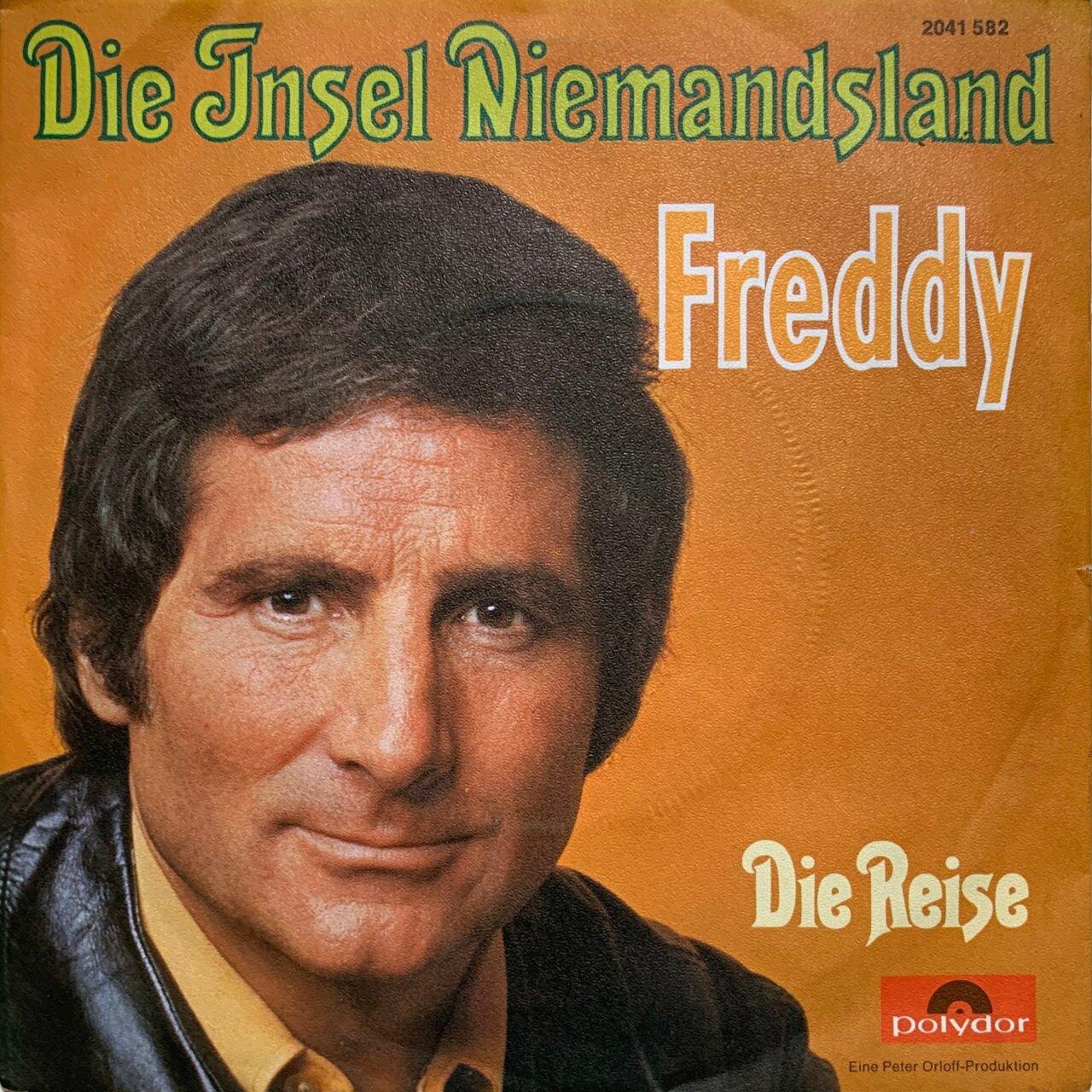 CD Album Freddy Quinn - Die Reise ins Niemandsland