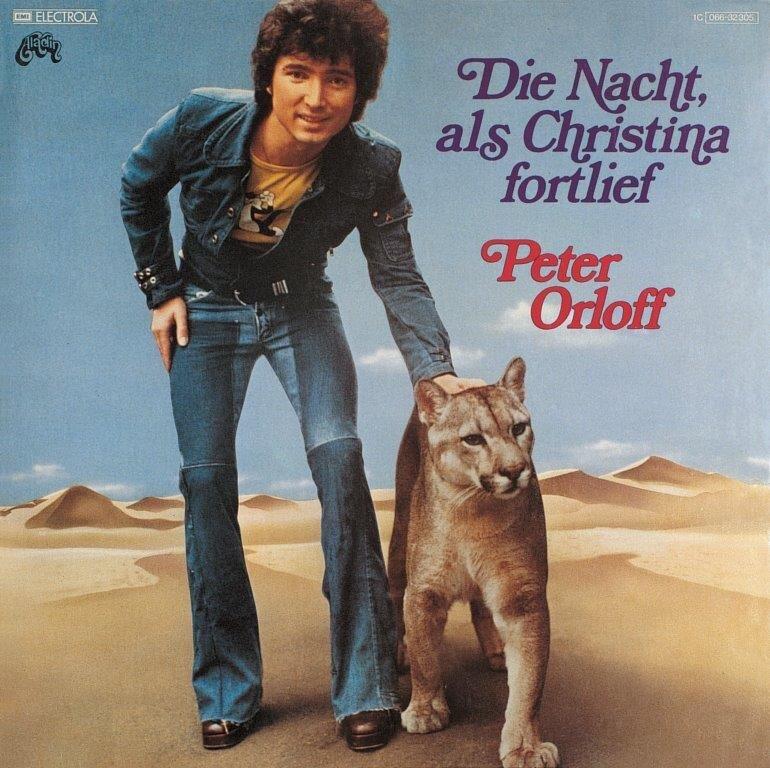 Album - Peter Orloff - Die Nacht als Christina fortlief