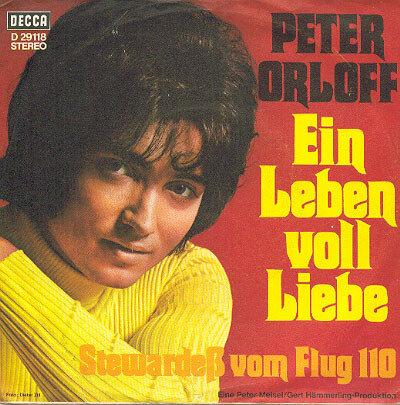 Peter Orloff - CD Album - Ein Leben voller Liebe