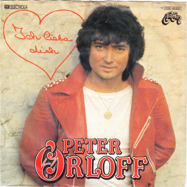 Peter Orloff - CD Album - Ich liebe Dich